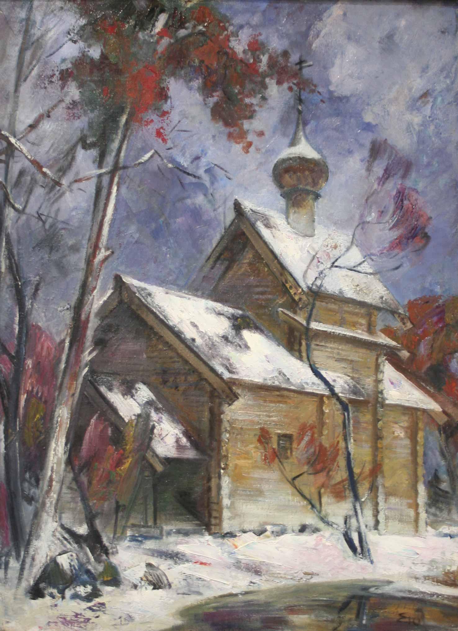 俄罗斯当代著名油画家精品展售